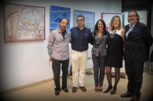 Amelia Secall Exposición Liceo de Málaga