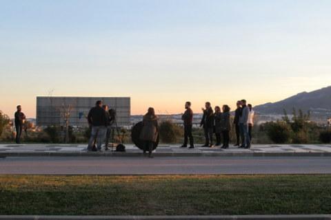 Comenzaron a las 7 de la mañana en el Rincón de la Victoria y finalizaron a las 19H en Teatinos